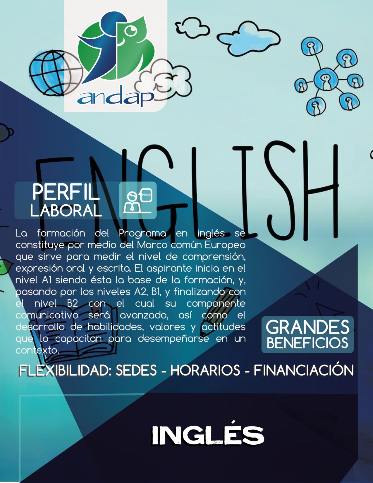 Ingles Bogotá ANDAP