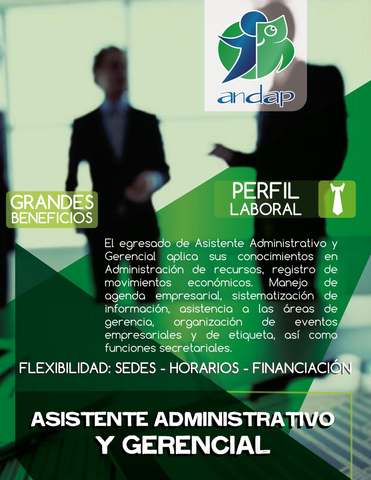 Asistente Administrativo y Gerencial
