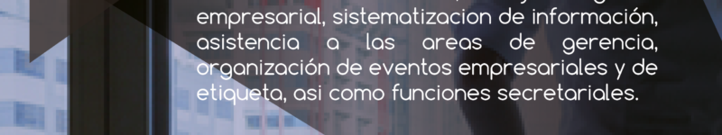 Asistente Administrativo y Gerencial - Pereira ANDAP